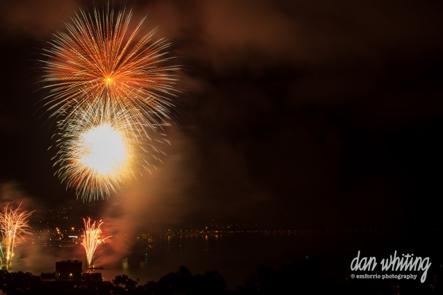Wellington Fireworks 2013